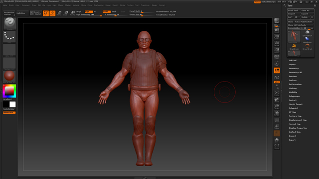 A Brief Introduction To Working With Zbrush's GoZ Plugin