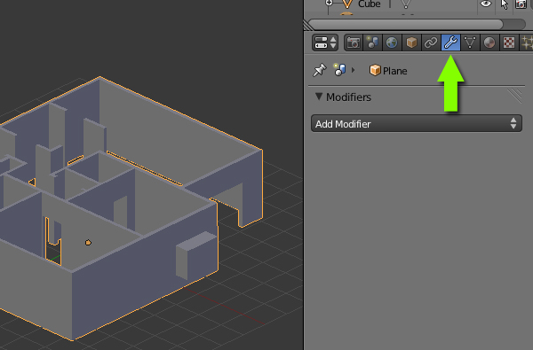 3d Character Design Tutorial Blender : Create a d floor plan model from an architectural