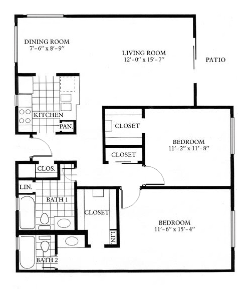 Create A 3D Floor Plan Model From An Architectural Schematic