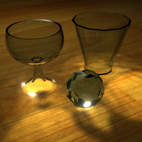 Preview for How To Generate And Render Caustics In 3D Studio Max