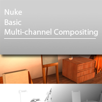 Preview for Enhance Your Workflow With Basic Multi-Channel Compositing In Nuke