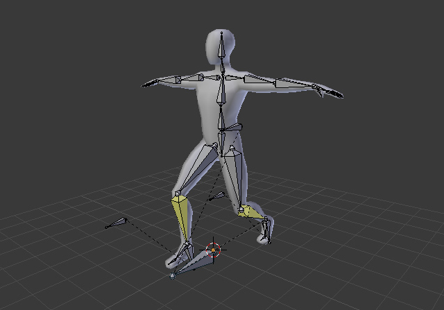 3d Character Design Tutorial Blender : Building a basic low poly character rig in blender