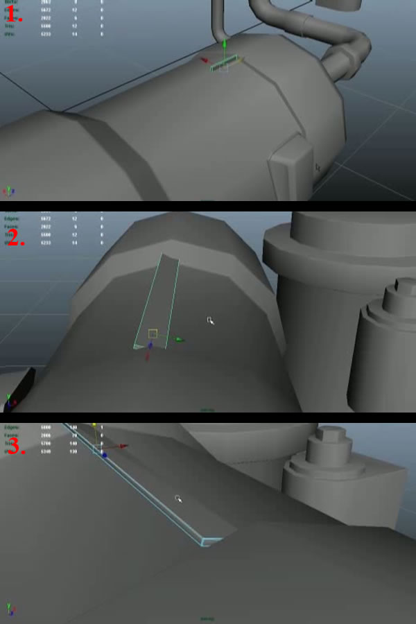Tutorial Crafting A Next-Gen Boiler With Maya, Zbrush, xNormal And Photoshop