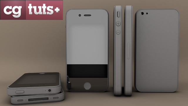 what is the latest iphone modeling texturing shading and rendering the iphone in 18213