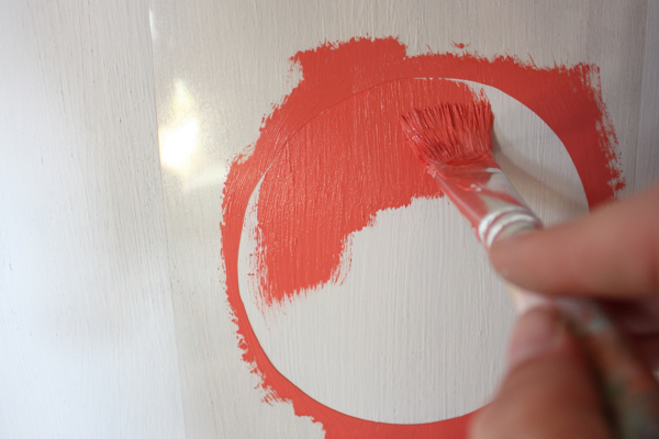 quick tip how to make wall stencils