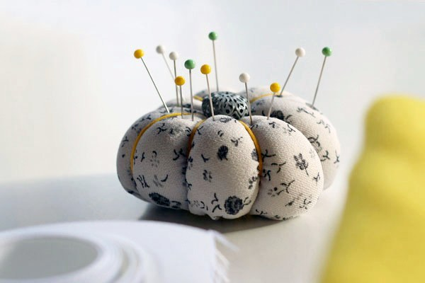 final IMAGE-pin cushion