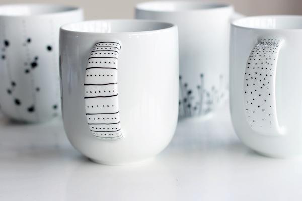 Paint To Use On Glass Mug
