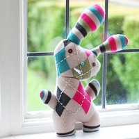 Preview for Transform an Old Sweater Into an Adorable Bunny Softie for Easter