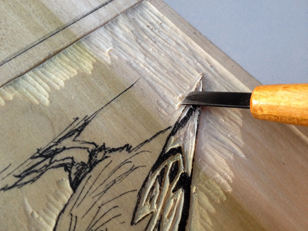 Printmaking Essentials Carve And Print Your Own Woodblock