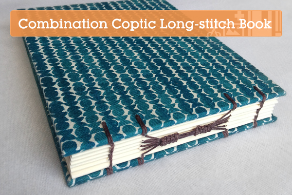 Create a stunning combination coptic long stitch archival book solutioingenieria Choice Image