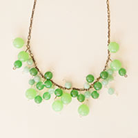 Preview for Make Your Very Own Lucky Green Necklace for St Patrick's Day