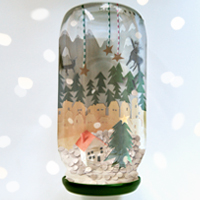Preview for Create a Wondrous Winter Wonderland in a Jam Jar
