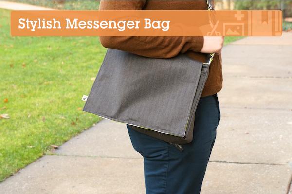 09d98d3c139d Make Your Own Stylish Messenger Bag