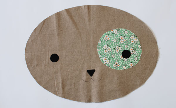 Sew a Cute Puppy Pillow Softie