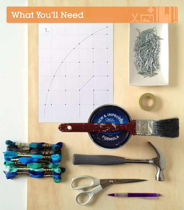 String Art What You Need