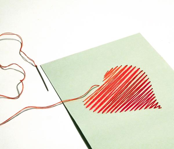 Как сделать из картона открытку для мамы