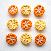 Preview for Quick Tip: Make a Set of Cool Crochet Buttons