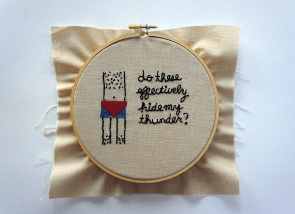 frame your project - Embroidery Frame