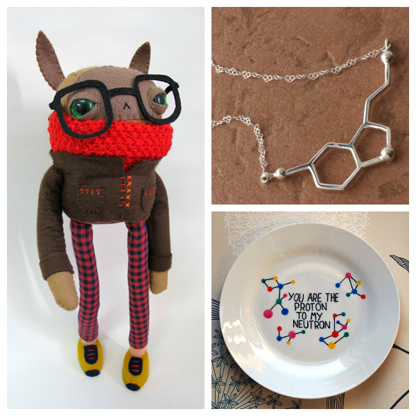 60 Awesome Geek Crafts From Around The Web