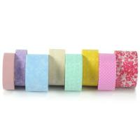 Japanese Washi Masking Tape Set of 8