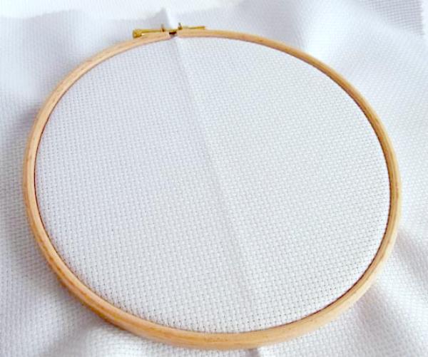 Step 1 - Using A Hoop