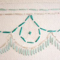 Embroidered lampshade 1 preview
