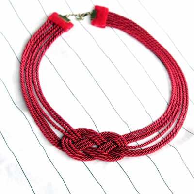 一个结婚项链的项链