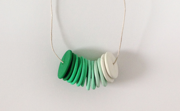 Make Your Own Colourful Polymer Clay Necklaces Tuts