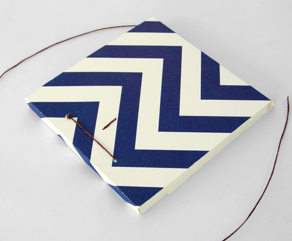 37-matchbook-notebook-sew-pages-to-cover-finished