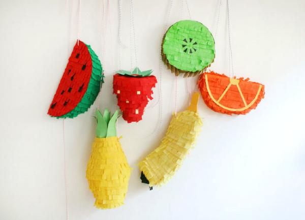 Fruit piñata