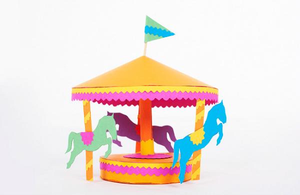 Kitiya Palaskas Carousel