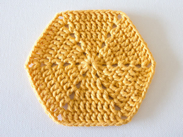 Crochet Fundamentals How To Crochet A Hexagon