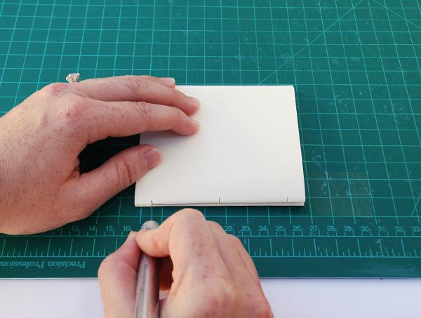 Use a assinatura que cortar na Etapa 2 como um guia para o resto