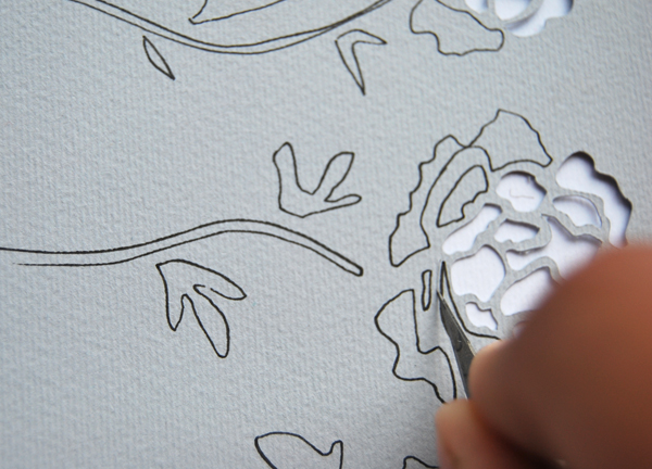 Cricut Wedding Invitations 76 Cool paper cut invite turn