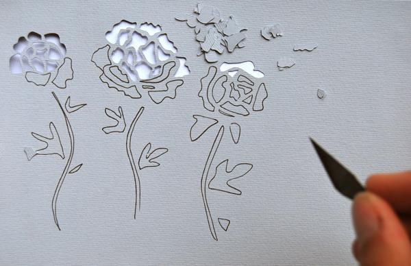 Make Stunning Papercut Wedding Invitations - Tuts+ Crafts ...