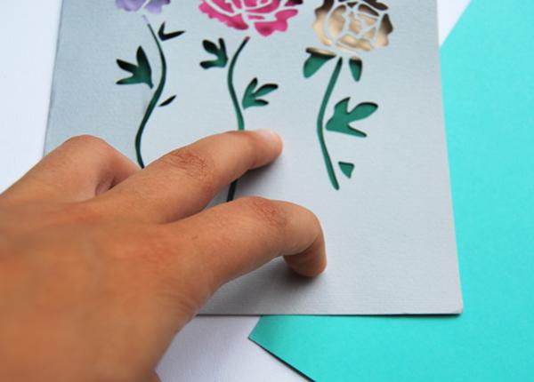 paper-cut-invite-mint-paper