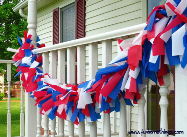 17 amazing last minute 4th of july decorations for Decoration 4 july