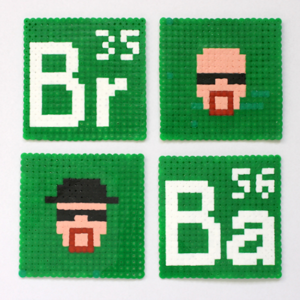 Quick Tip: Make an Awesome Set of Pixel Art Breaking Bad