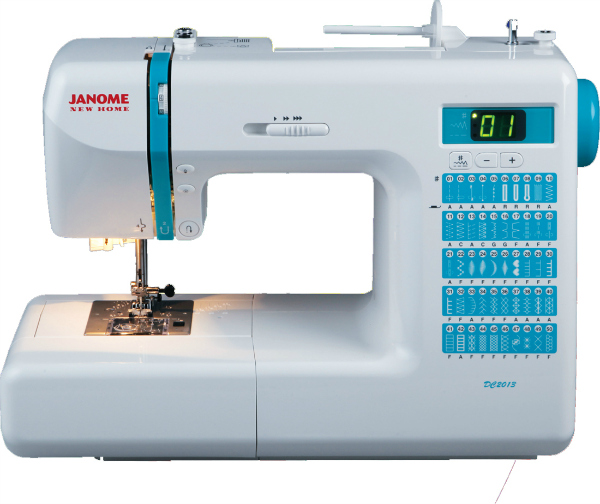 A Buyer's Guide To Your First Sewing Machine Inspiration Janome Sewing Machine 2032