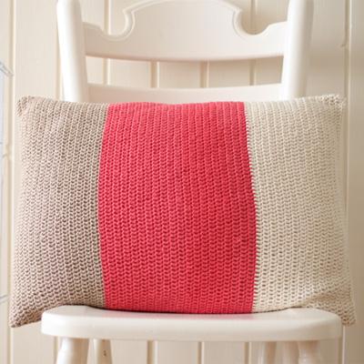 Marinkeslump colourblock cushion preview retina