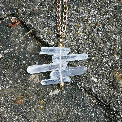 Preview for Make a Stunning Crystal Pendant Necklace