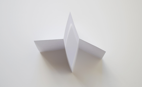 To Make Beautiful Origami Cards From Tissue Boxes