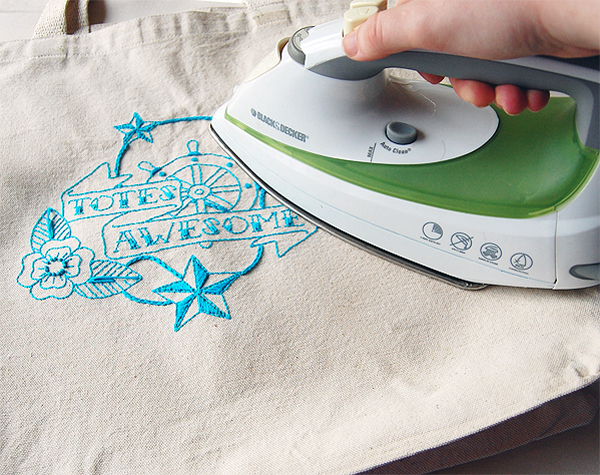 Totes-Awesome-Embroidery-Ironing