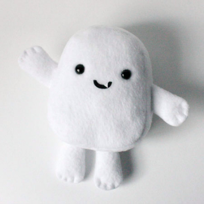 Preview for How to Make an Adipose Plush Toy from Doctor Who
