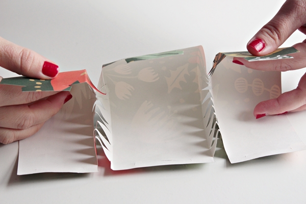 How to make your own gorgeous christmas crackers 9 xmas crackers close solutioingenieria Gallery