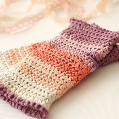 Preview for How to Crochet a Pair of Gorgeous Wrist Warmers