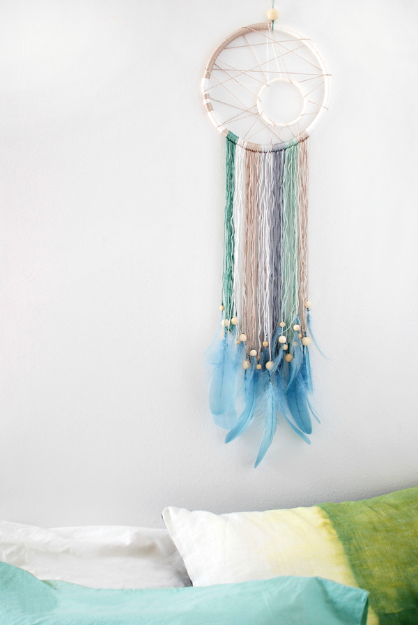 Modern Dreamcatcher tutorial