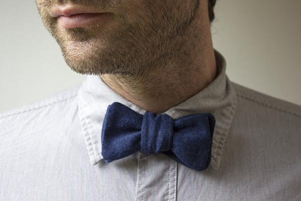 DIY Bow Tie Tutorial