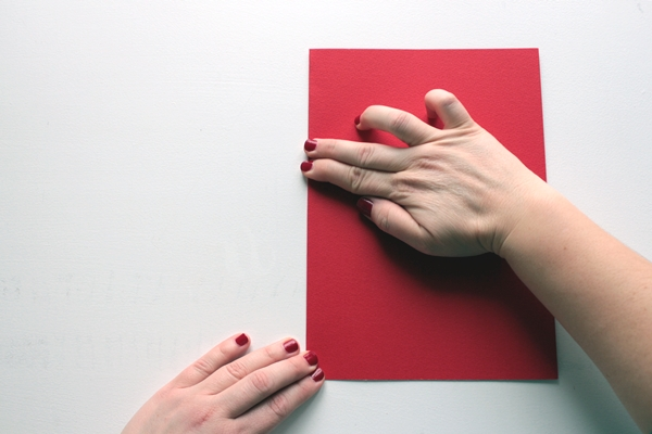 11-fold paper-valentines cards
