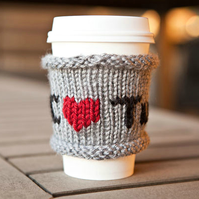 Preview for How to Knit a Tuts+ Coffee Cozy for Fall